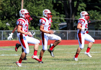 Jays Football-McCluer North - 8-31-13